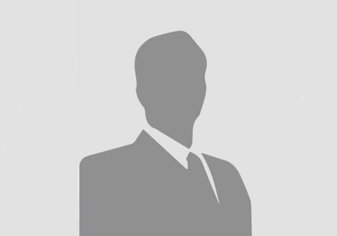Platzhalter Portrait Mann – WAGNER VISUELL AG   Deutschland